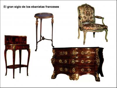 Siglo xviii 3 las novedades del mobiliario intrahistoriaiesgc - Muebles el siglo ...